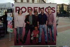 Roll-up de Podemos este sábado.