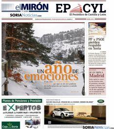 Número 2 El Periódico de Soria.