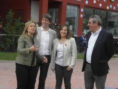Jiménez, con Carlos Martínez en 2014. / SN