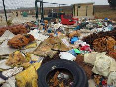 Residuos vertidos ilegalmente. / ASDEN