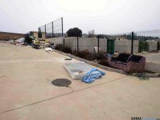 Imagen de residuos vertidos ilegalmente / ASDEN
