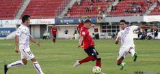 Juanma ante el Mallorca/LFP