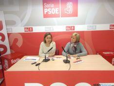 María Irigoyen y Luz Rodríguez