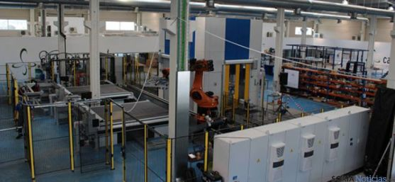 Carbures Europe ampliará sus instalaciones.