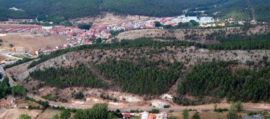 San Leonardo de Yagüe tiene tres zonas de desarrollo urbano