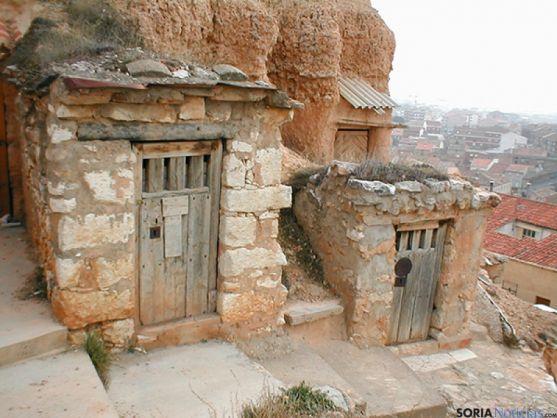 Las bodegas de San Esteban de Gormaz son cada vez más utilizadas.