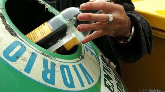El reciclaje solo exige un mínimo de concienciación.