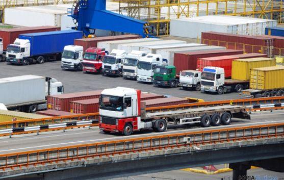 El transporte de mercancías es un importante sector económico.