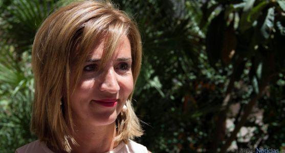 La consejera de Igualdad, Alicia García./Jta.