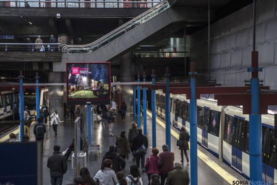 Castilla y León en Atocha