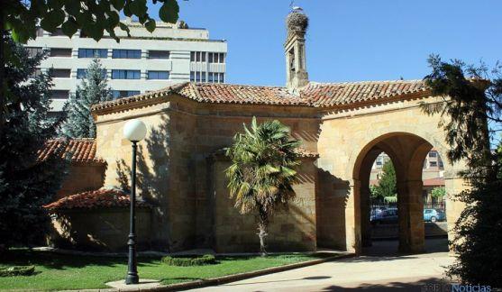 La ermita de La Soledad. / Cof. Soled.