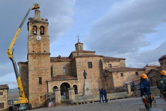 Iglesia de El Royo