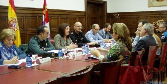 Reunión de coordinación en materia de Seguridad en el ámbito provincial para el 20-D