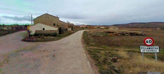 Villanueva de Gormaz, uno de los municipios que requieren foráneos en sus mesas./GM