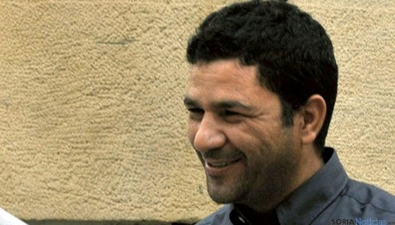 Ahmed El Boutaybi, líder de la Comunidad Islámica de Soria. / SN