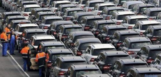 Matriculación de vehículos.