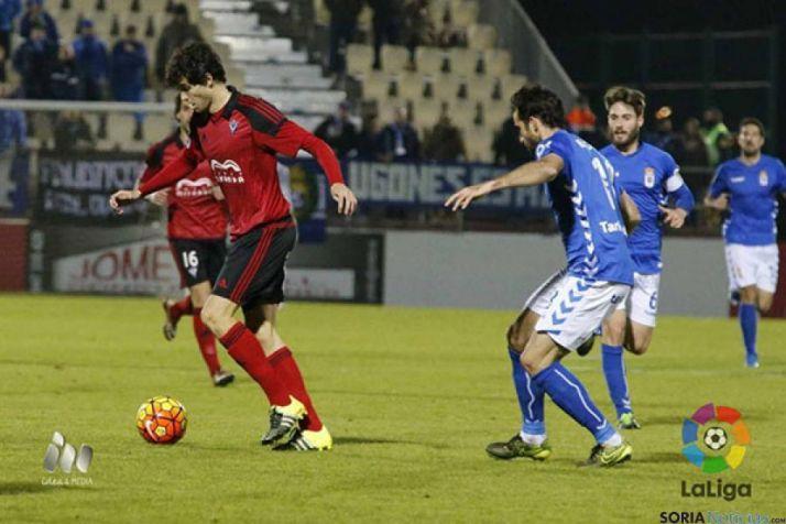 El Oviedo ganó en casa del Mirandés.