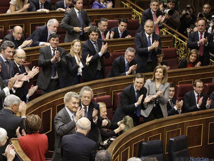 Posada sumará su séptima legislatura en el Congreso.