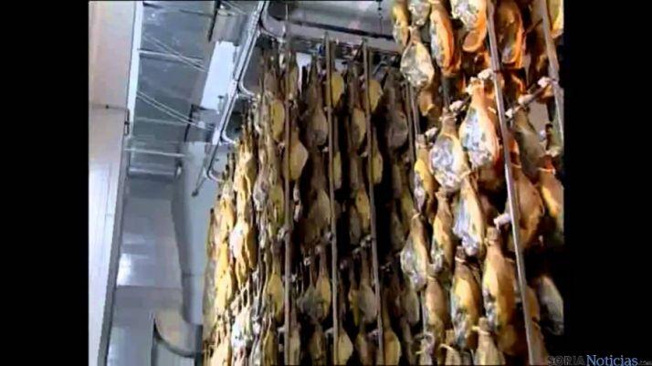 Fábrica de Embutidos La Hoguera.