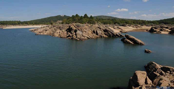 Imagen de archivo del pantano. / SN