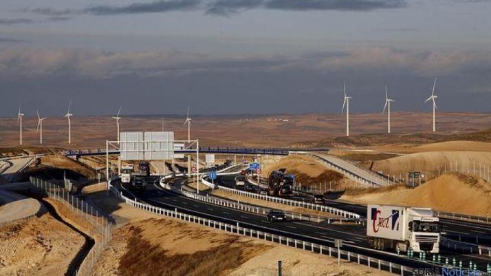 Las obras regresarán a la autovía de Navarra