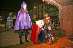 Los Reyes Magos adorarán al Niño Jesús en la plaza Mayor.