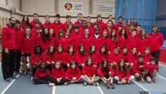 El club Atletismo Numantino continúa creciendo.