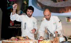 Óscar García, uno de los más destacados cocineros de Soria.