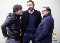 Foto 3 - Al Numancia le sobra el descuento frente al Girona (1-1)