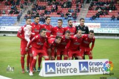 Foto 5 - Al Numancia le sobra el descuento frente al Girona (1-1)