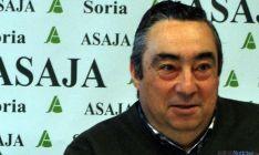 Carmelo Gómez, presidente de ASAJA Soria./ SN