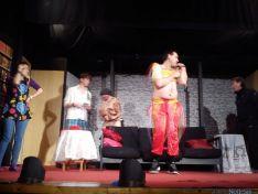 Representación teatral en Navaleno
