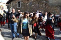 Fiestas de Casarejos en el día de San Ildefonso