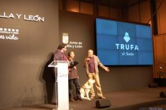 Presentación trufa en Fitur 2016