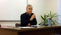 Jesús Higueras Esteban, ponente./DOS