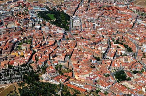 El Ayuntamiento busca financiación europea para recuperar el casco histórico