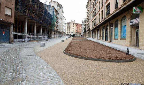Imagen de la remodelada calle de la capital. / SN