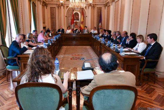 Nueva corporación provincial.