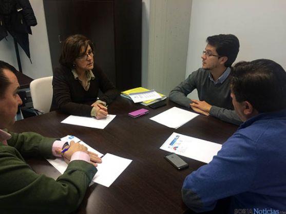Reunión del Comité de Dirección del PP de Soria.