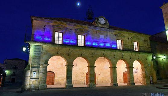 Imagen del Centro Cultural Palacio de la Audiencia. / SN