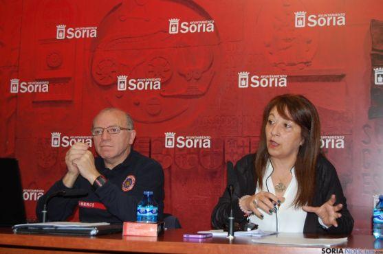 José Javier Gómez y Lourdes Andrés