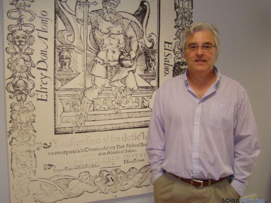 Ricardo Mata,coordinador del grupo de investigadores