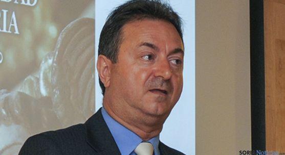 Jesús Alonso, presidente del PP burgense y alcalde de la localidad. / SN