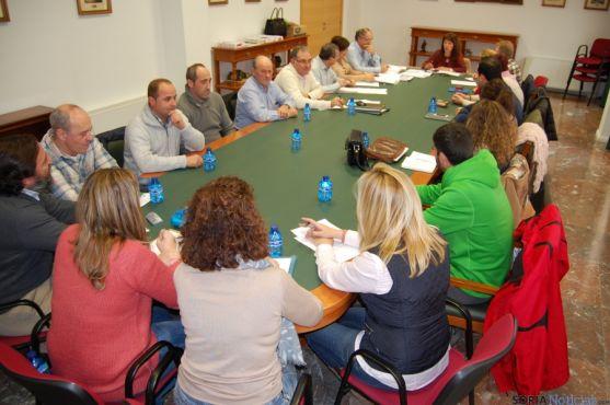 Reunión de la Comisión Mixta