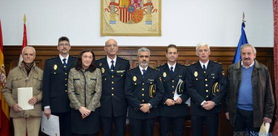 Un momento de la celebración del aniversario en Soria. / Subdeleg.