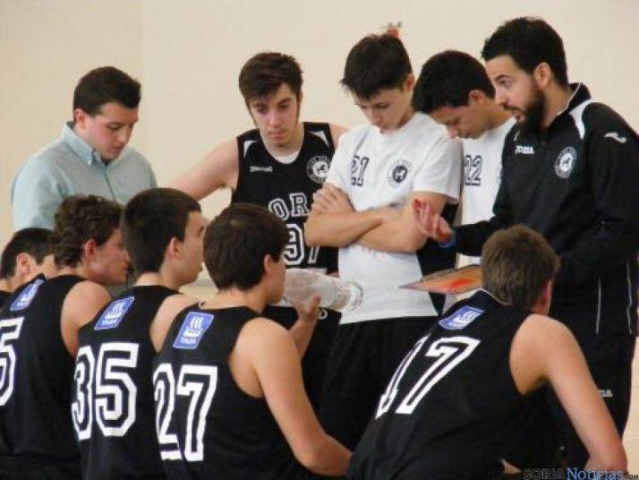 Foto 1 - Jornada 9 muy positiva para el Club Soria Baloncesto
