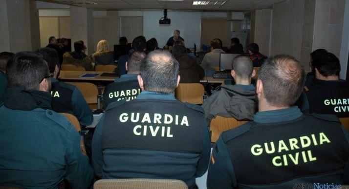 Imagen de la conferencia. / Subdelg.