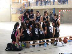 Foto 3 - Fin de semana intenso para el Club Soria Baloncesto