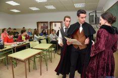 El instituto Machado teatraliza la orden que lo creó hace ahora 175 años