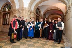 Foto 6 - El instituto Machado teatraliza la orden que lo creó hace ahora 175 años